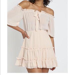 Showpo Blush Dress